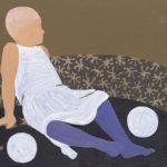 Dziewczynka z dwiema kulami, 1999