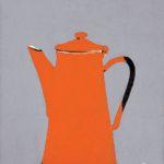 Pomarańczowy dzbanek, 2003