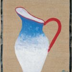 Dzbanek niebiesko-biało-czerwony, 2006
