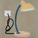 Lampa z kablem, 2006