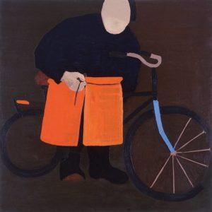 Rowerzysta, 1997