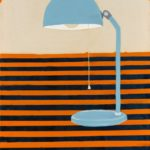 Lampa z lilijkami, 2014